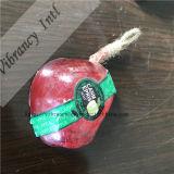 Sabão vermelho da família do hotel do sabão do ambiente da fruta