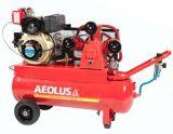 Tb100150 con motor Diesel compresor de aire portátil