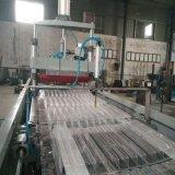 Plástico de trabalho do cilindro fácil do ar da operação que faz a máquina para a película de PS/PVC/Pet