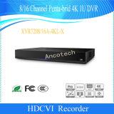 Dahua 8/16CH Penta-Brid 4K 1uの機密保護のデジタルビデオレコーダー(XVR7208A-4KL-X/XVR7216A-4KL-X)