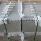 Sy157壁および床の敷物のための白い砂岩タイルをきれいにすること容易