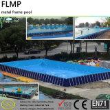 Al aire libre de interior modificada para requisitos particulares sobre la piscina de tierra/la piscina meatal del marco
