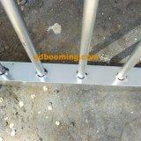 Rete fissa di alluminio della piscina dell'anti ruggine durevole
