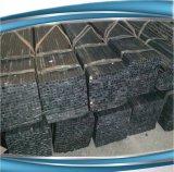 Tubo rectangular y cuadrado del acero de carbón A210 para la construcción hecha en China