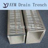 Штамповка стали стали край полимерной конкретные сливной канал Trech
