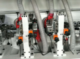 Jusqu'à mortaiser entièrement automatique de bandes de chant machine/ bandes de chant de la machine pour le travail du bois porte armoire de cuisine/ Woodworking Machine automatique de bandes de chant