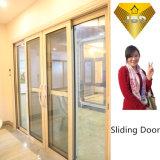 상업과 주거를 위한 분말에 의하여 입히는 색깔 알루미늄 여닫이 창 Windows