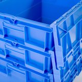 N° 2 adjunto la tapa de plástico encajables logística multifuncional de contenedor el contenedor, con la máxima calidad