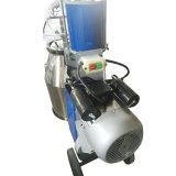 Máquina de ordenha elétrica com bomba de pistão