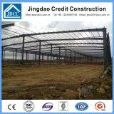 Пакгауз стальной структуры высокого качества большой