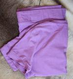 Filetto per gli indumenti della tintura di goccia della tintura dell'alberino dei jeans, usura del denim, pantaloni lavorati a maglia di Supercotton-Memoria di usura
