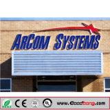 Vakuumbeschichtung Acrylc$nicht-helligkeit videobank-Zeichen-Vorstand