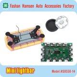 High-Intensity Car Emergency Amber Police Traffice LED Avertissement Mini Lightbar