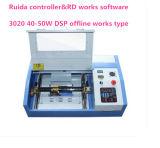 Плата DSP 40/50Ruida W 3020 тип CO2 станок для лазерной гравировки