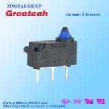 Maak Verzegelde Micro- Schakelaar IP67 0.1A 3A met Draden voor AutomobielSystemen waterdicht