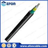 prezzo di fibra ottica corazzato d'acciaio del cavo di rinforzo Kevlar 2-24core
