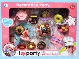 Children를 위한 Kitchen Play Set의 케이크 Magcic