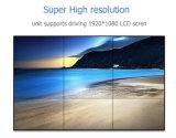 """Эффективного с точки зрения затрат 55"""" 3X3 3,5 LG панели видеостены с видео контроллер на стене, настенный кронштейн для установки в стойку, разветвитель HDMI"""