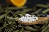 자연적인 감미료 식품 첨가제 백설탕 스테비아 추출 ra 97%