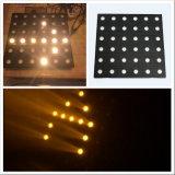 Etapa de luz LED de 36pcs etapa telón de fondo de la luz de la matriz