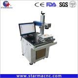 Tipo macchina del Engraver della macchina del basamento del contrassegno del laser della fibra di disegno del generatore di Raycus nuova/laser della fibra