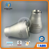 Imbroglione del riduttore dell'acciaio inossidabile di ASME B16.9. Accessorio per tubi degli ss (KT0318)