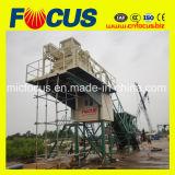 25m3/H - impianto di miscelazione concreto portatile 120m3/H con la rotella