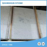 Lastra di marmo bianca di cristallo poco costosa di buona qualità