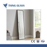 Vetro di alluminio dello specchio dell'oggetto d'antiquariato dello specchio dello specchio d'argento
