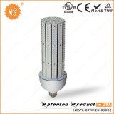 De LEIDENE Bol van UL met de Lamp van de Straatlantaarn van het Graan van de Ventilator 60W