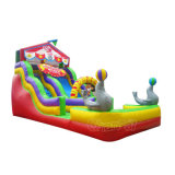 Zirkus-Zeit-aufblasbares Wasser-Plättchen für Kinder Chsl205