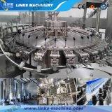 Remplissant et l'eau de machine à emballer, 3in1 recouvrir remplissant de lavage, chaîne de production de l'eau