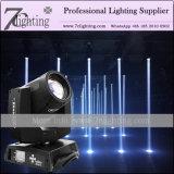 Cabeça movente do feixe de Sharpy 7r 230W do equipamento de iluminação do estágio para a mostra viva do clube do casamento