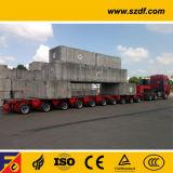 Ultra niedrige Plattform-hydraulische modulare Transportvorrichtung-/Ultra-niedrige Plattform hydraulischer modularer Schlussteil-Spmt (SPT)
