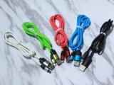 TPE Matel высокой скорости эластичность кабель USB для смартфонов Android