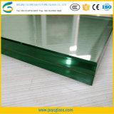Непосредственно на заводе в первую очередь обработайте 15мм большим многослойное закаленное стекло