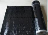 Polyester-Filz verstärkte geänderte Bitumen-selbstklebende wasserdichte Membrane