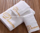 Haute qualité 100% coton 600gsm Terry Hotel salle de bain Serviette de bain