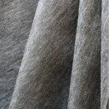 Kleefstof met Dubbel wordt - het Waterbestendige, Niet-geweven Interlining van het Punt gevoerd die