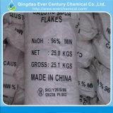 Ätzendes Soda in NatriumHydroxid NaOH der Flocken-99%