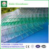 Invernadero de largo plazo del vidrio del uso