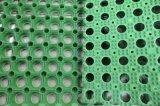 Estera hueco de goma antirresbaladiza y antifatiga