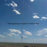 от 40 до 190 связи башни футов башни Guyed