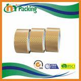 Anhaftendes Verpackungs-Band der ISO-Bescheinigungs-OPP BOPP mit Zufuhr