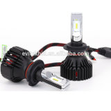 Indicatore luminoso superiore dell'automobile del faro H7 LED dell'automobile di 30W 4000lm T8