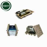 Hghy Semi-Auto moldeado pulpa de papel desechables envases industriales equipos de la bandeja