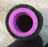"1.7 "" Brucknerの小さい機械装置のための元の黒い車輪のブラシ"