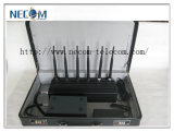2g/4G/4glte Cellphone+Wi-Fi 6 Kanal-justierbarer Hemmer
