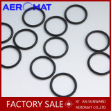 Buna-N nero From Cina Factory Made di NBR 70 Shore Rubber O-Ring in Aeromat
