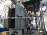 Poeira de suspensão da construção de aço que remove a máquina de sopro do tiro